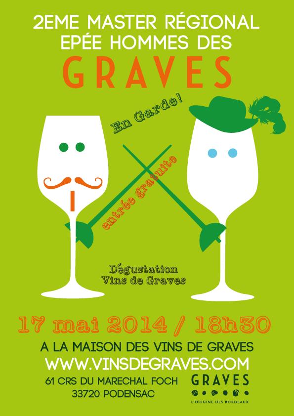 2 me edition du master r gional des graves ep e homme senior vins de graves l 39 origine des - Maison des vins de graves podensac ...